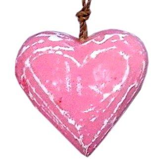 Hart, roze