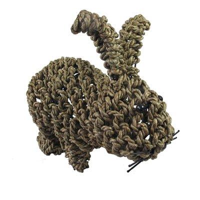 Konijn 2, touw
