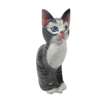 Houten Kat